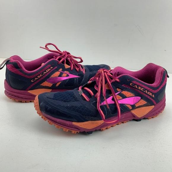 df5045cd4ce75 Brooks Shoes - Brooks Women s Cascadia Running Shoe Size 11